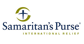 Samaritan's Purse logo | spiritual and physical aid to people in need around the world.